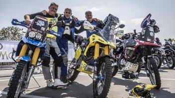 "Moto - News: HardAlpTour: da Sanremo a Sestriere. 900Km con i ""dakariani"""