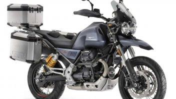News Prodotto: Moto Guzzi V85 TT 2019: ad Intermot la versione definitiva