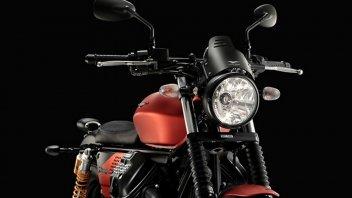 News Prodotto: Moto Guzzi V9 Bobber: in arrivo la versione 'Sport'