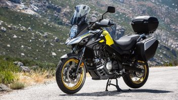 News Prodotto: Promozioni d'autunno: Suzuki si fa in tre