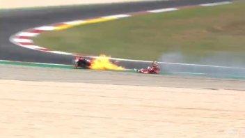 SBK: FP3: a fuoco la Ducati di Chaz Davies a Portimao!