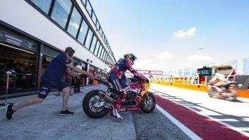 SBK: Portimao: doppia sfida per Honda, in pista e sul mercato