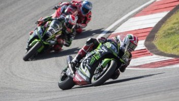 SBK: Magny-Cours: Rea has the champagne on ice