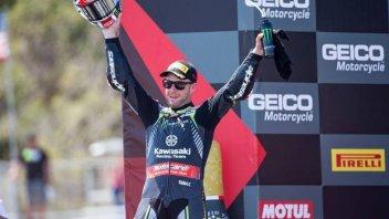 SBK: Rea slays, winning half of races run with the Kawasaki