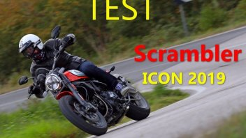 Test: Scrambler Icon 2019: PROVA di maturità