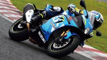 News Prodotto: Suzuki Bonus Track: 9000 buoni motivi per correre con la Gixxer
