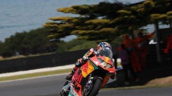 Moto2: Binder vince su Mir a Phillip Island, Bagnaia controlla Oliveira
