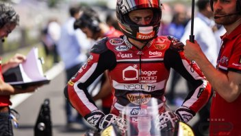 Moto2: Speed Up: farewell Kent, welcome Edgar Pons