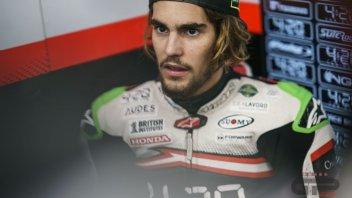 Moto2: Manzi infortunato, a Sepang correrà l'indonesiano Sucipto