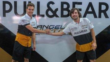 Moto2: Xavi Cardelus con il team Angel Nieto nel 2019