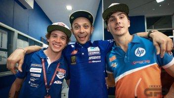 Moto2: Baldassari in pole senza i consigli di Rossi