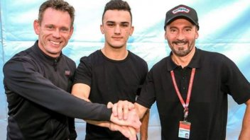 Moto3: Max Biaggi's team to debut in Moto3 with Aron Canet