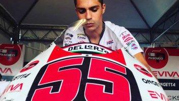 Moto3: Yari Montella al posto di Niccolò Antonelli a Phillip Island
