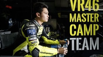 Moto3: Il team di Valentino sbarca in Tailandia con Wongthananon