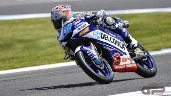 Moto3: Phillip Island: 10ª pole per Martin, Bezzecchi solo 15°