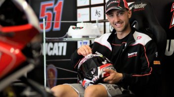 MotoE: Ferrari: Energica? I don't know how it will be, but I'll be back in the championship