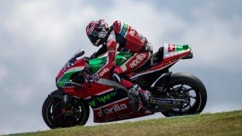 MotoGP: Aprilia: a Sepang confermate le soluzioni 2017