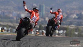 MotoGP: Ducati files: tutte le curiosità in rosso a Buriram