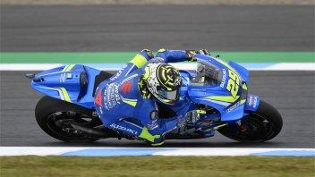 MotoGP: FP2: Iannone all'attacco, 1° davanti a Petrucci