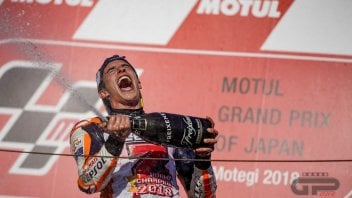 MotoGP: Marquez is not sated: I'm thinking about the 'triple crown'