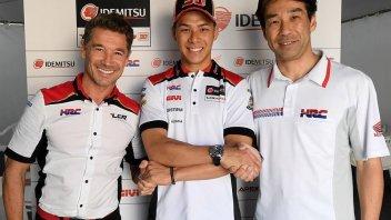 MotoGP: Nakagami e il team LCR Honda insieme anche nel 2019