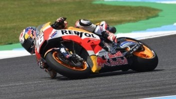 """MotoGP: Pedrosa: """"I asked too much of the tyres"""""""