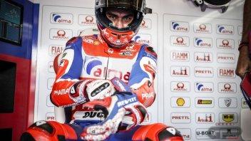 """MotoGP: Petrucci: """"con buone qualifiche potrò giocarmela"""""""