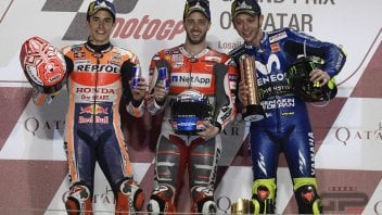 MotoGP: Dovizioso: now it's your turn to copy Marquez