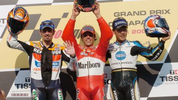 MotoGP: Motegi 2005: il primo trionfo Ducati nel salotto della Honda