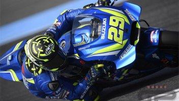 """MotoGP: Iannone: """"Mai corso con un caldo così, quasi pericoloso"""""""