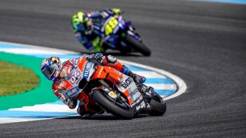 "MotoGP: Dovizioso: ""This time it won't just be a battle with Márquez"""