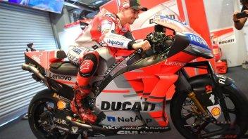"""MotoGP: Lorenzo: """"Buriram la peggiore pista per essere infortunato"""""""