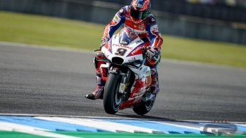 "MotoGP: Petrucci: ""Sad about qualifiers, optimistic for the race"""