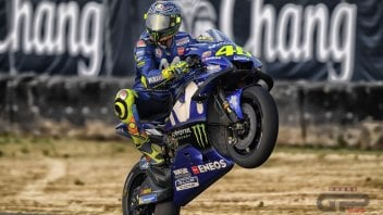 "MotoGP: Rossi: ""Buriram? I don't love the track but I want a podium"""