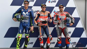 """MotoGP: Márquez: """"Q1? I had the right sensations all weekend"""""""