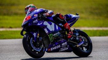 MotoGP: FP1: Yamaha all'attacco a Buriram: 1° Vinales, 2° Rossi