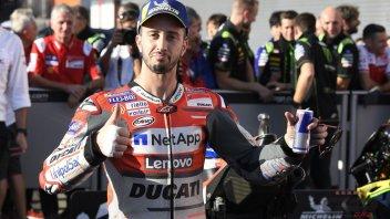 """MotoGP: Dovizioso: """"Marquez non penserà al titolo ma a vincere"""""""