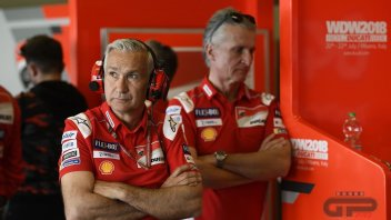 "MotoGP: Tardozzi: ""For Ducati the future is Dovizioso, not Marquez"""