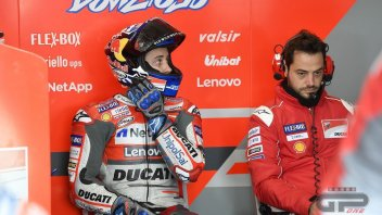 "MotoGP: Dovizioso: ""I'll race keeping an eye on Rossi"""