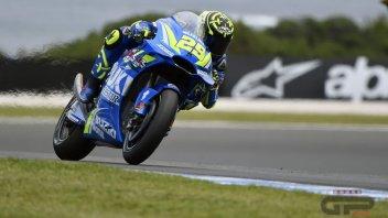 MotoGP: Phillip Island: Iannone mette tutti in riga nel warm up