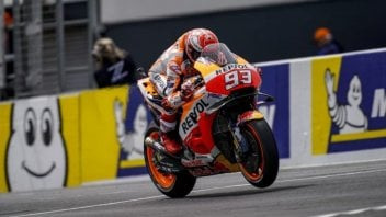 MotoGP: Márquez, 'scary' pole at Phillip Island, Dovizioso 9th