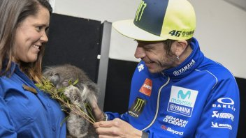"MotoGP: Rossi: ""I have to beat Dovizioso at Phillip Island"""