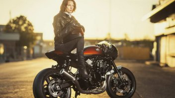 News Prodotto: Kawasaki Z900RS by MRS: la Cafè Racer che mancava