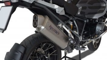 News Prodotto: HP Corse 4Track: sound per la BMW R 1200 GS