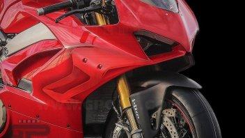 "News Prodotto: Ducati: the Panigale V4 R ""flies"" towards EICMA"