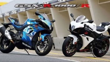News Prodotto: Suzuki: più grinta per la GSX-R 1000