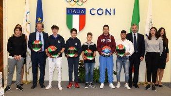 News: ELF CIV: premiati a Roma i campioni 2018