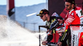 "SBK: Rea: ""The hardest win, I had a virus"""