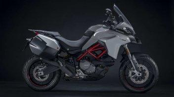 EICMA: Ducati Multistrada 950 – implementata la standard, arriva la S