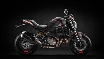 """EICMA: Ducati Monster 821 – il """"Mostro"""" si rinnova. Più tecnologia e 109 CV"""
